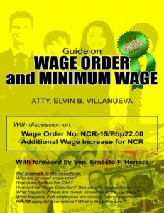 Philippine Guide on Minimum Wage